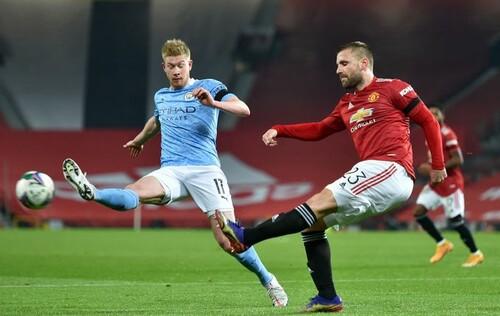 Манчестер Сити – Манчестер Юнайтед. Текстовая трансляция матча