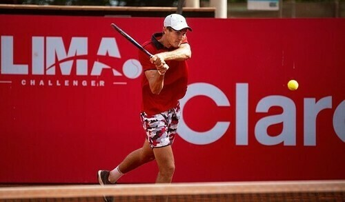 Второй титул. Виталий Сачко выиграл турнир ITF в Словакии