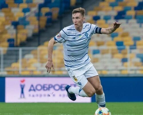 ВІДЕО. Перший гол в сезоні. Сидорчук відкрив рахунок в матчі з Минаєм
