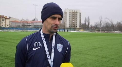 Тренер Миная: «Милевский работает на максимуме своих возможностей»