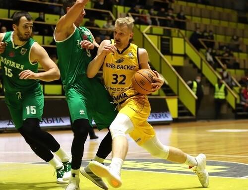 Киев-Баскет победил Запорожье, Днепр сильнее Одессы