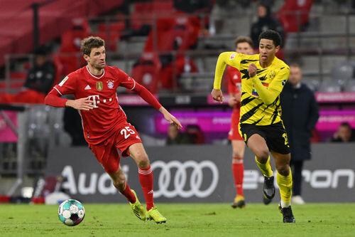 Бавария — Боруссия Дортмунд — 4:2. Видео голов и обзор матча