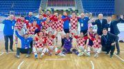 Футзал. Украина - Хорватия - 2:7. Видео голов и обзор матча