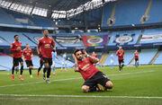 Манчестер Сіті – Манчестер Юнайтед – 0:2. Відео голів та огляд матчу