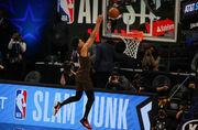 ВИДЕО. Конкурс слэм-данков на Матче звезд НБА