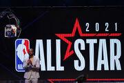 ФОТО. Шоу на Матче звезд НБА. Пандемия не помешала игре