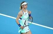 Цуренко завершила борьбу на турнире в Дубае, проиграв в первом круге основы