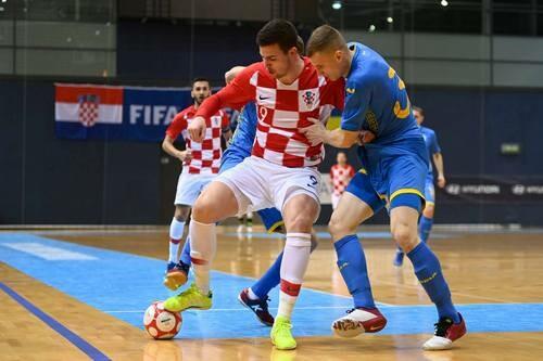 Болюче фіаско в Запоріжжі. Збірна України програла Хорватії