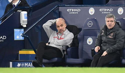 ВІДЕО. ГВАРДІОЛА про 0:2 від Ман Юнайтед: «Відбутися може все, що завгодно»