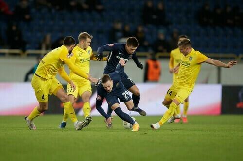 Дніпро-1 – Олександрія – 0:0. Огляд матчу