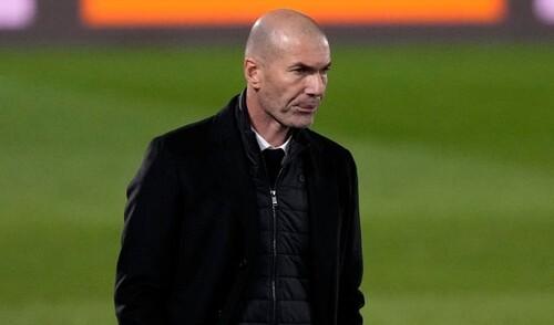 Зідан наздогнав Дель Боске за матчами на чолі Реала