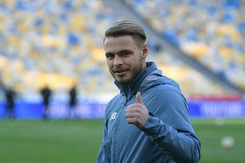 Богдан ЛЕДНЕВ: «У меня стоял выбор между Динамо и Шахтером»