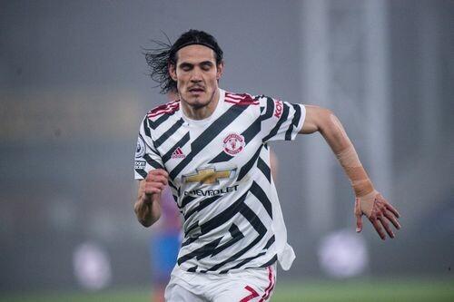 Кавани покинет Манчестер Юнайтед