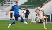 Динамо - Легія - 0:2. Відео голів та огляд першого матчу киян на зборі