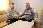 Украинский хавбек продлил контракт с белорусским клубом