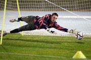 ФОТО. Лунин готов к дебюту за Реал