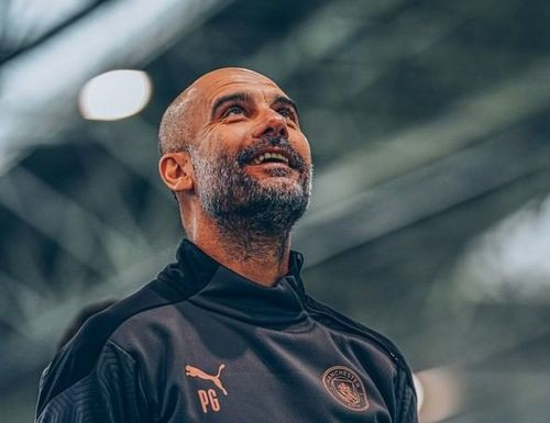 Гвардиоле — 50. Тренера поздравили Барселона, Бавария и Манчестер Сити
