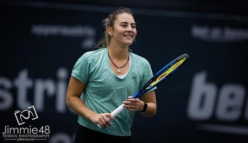Марта КОСТЮК: «Не могу гарантировать, что сыграю на Australian Open»