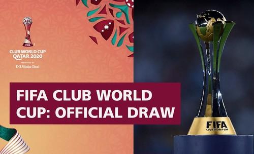 Жеребьевка клубного чемпионата мира. Смотреть онлайн. LIVE трансляция