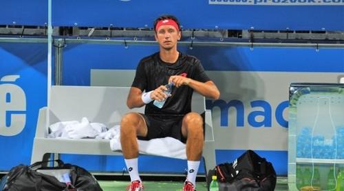 Сергей СТАХОВСКИЙ: «Я самый деревянный теннисист в туре»