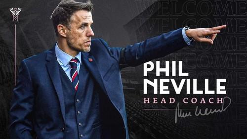 ОФИЦИАЛЬНО. Фил Невилл возглавил клуб MLS, принадлежащий Бекхэму