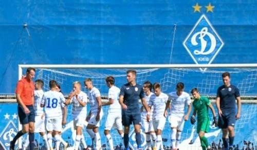 Динамо U-21 уступило основному составу Десны