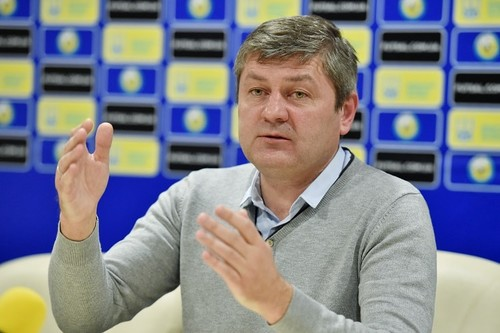 Стал известен состав сборной Украины по футзалу на матчи отбора на Евро