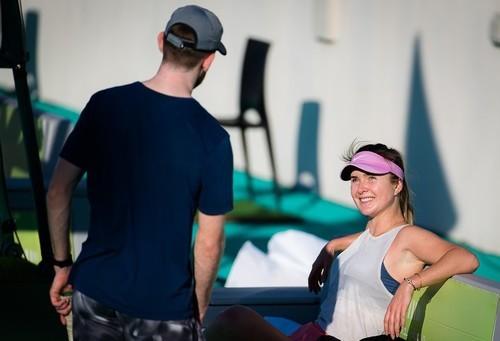 Свитолина заявилась на три турнира после Australian Open