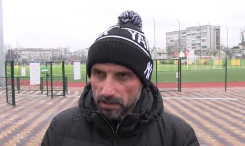 Тренер Полесья: «Требования от УАФ по количеству мест – пустые отговорки»