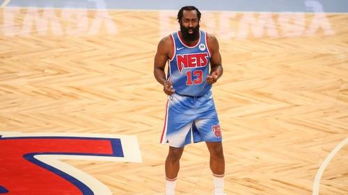 ВИДЕО. Харден во второй игре за Бруклин установил рекорд НБА