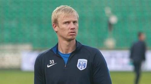 Бывший игрок Десны и Черноморца продолжит карьеру в Первой лиге