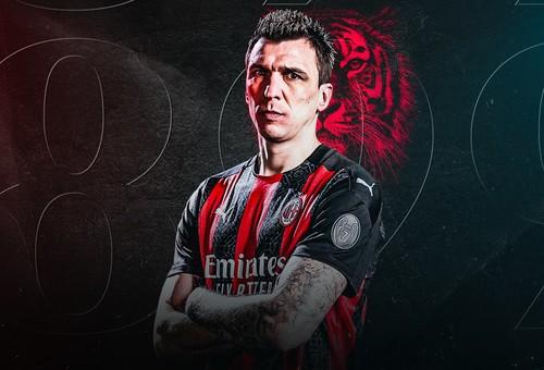Он забивал в финале ЛЧ. Милан подписал бывшего форварда Ювентуса