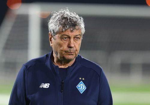 Луческу разозлился на игроков Динамо после поражения от Легии