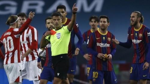 Барселона против. Клуб подаст апелляцию на дисквалификацию Месси