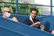 Роджер Федерер - Ден Еванс. Дивитися онлайн. LIVE трансляція