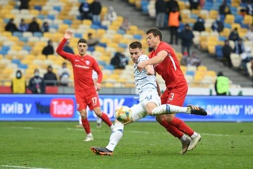 Александр БАБИЧ: «Бросился в глаза запас прочности Динамо»