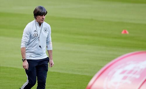 ОФИЦИАЛЬНО. Йоахим Лев покинет сборную Германии после Евро-2020