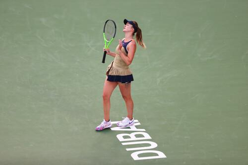 Дубай. Свитолина впервые с 2016-го проиграла Кузнецовой