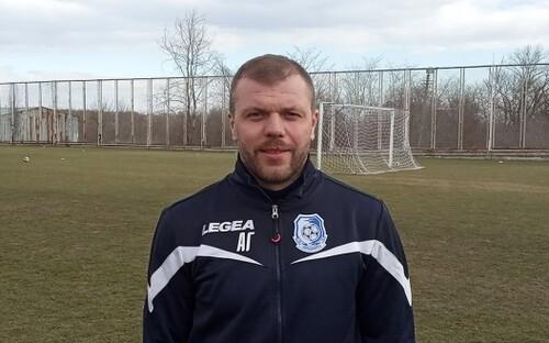 Алексей Гай вошел в тренерский штаб Черноморца