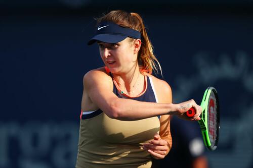 Рейтинг WTA. Две теннисистки в Дубае могут вытеснить Свитолину из топ-5