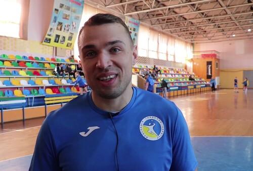 Эдуард ЗАХАРОВ: «В сборной есть немало ребят, которые еще не играли вместе»