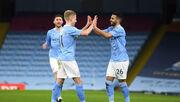 Манчестер Сити - Саутгемптон - 5:2. Видео голов и обзор матча