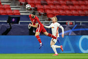 Хавбек Лейпцига: «Мы сыграли недостаточно хорошо»
