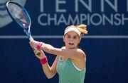 Завацкая попала в список участниц основной сетки турнира в Санкт-Петербурге