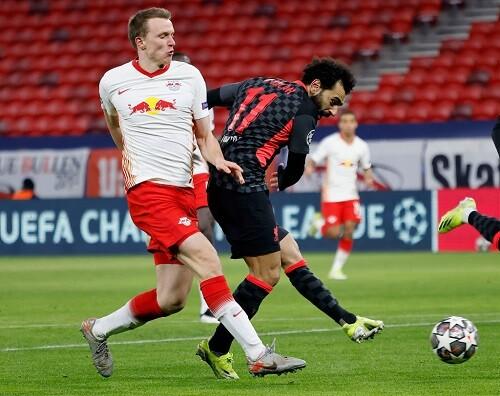 Ливерпуль – РБ Лейпциг - 2:0. Текстовая трансляция матча