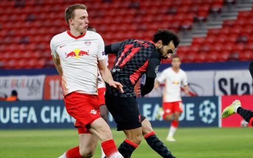 Ливерпуль - Лейпциг - 2:0. Красные в 1/4 финала. Видео голов и обзор матча