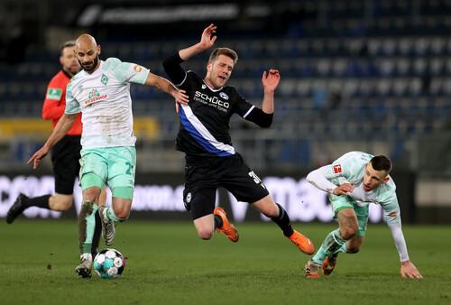 Вердер здолав Армінію в перенесеному матчі Бундесліги