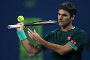 ФОТО. Як Федерер провів свій перший матч за 405 днів