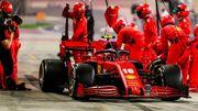 Феррари первой в Формуле-1 проведет вакцинацию команды