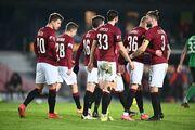 Славия Прага – Глазго Рейнджерс – 1:1. Видео голов и обзор матча